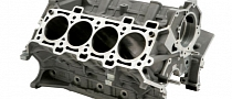 Ford Racing 5.0-liter 4V Ti-VCT Engine Block Now Available