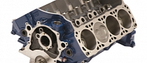 Ford Racing Introduces New Pushrod Shortblocks