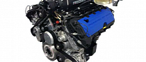 Ford Racing Introduces Supercharged 2014 Cobra Jet Crate Engine