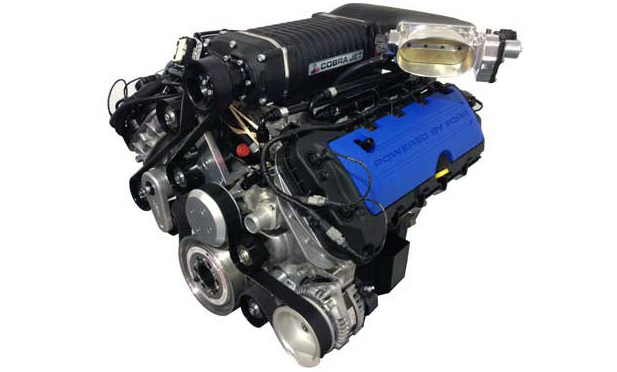 Ford Racing Introduces Supercharged 2014 Cobra Jet Crate