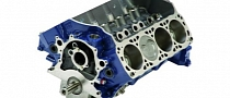 Ford Racing Launches Z460 Shortblock