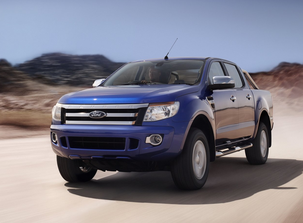 ford ranger pickup coming to europe via south africa autoevolution. Black Bedroom Furniture Sets. Home Design Ideas