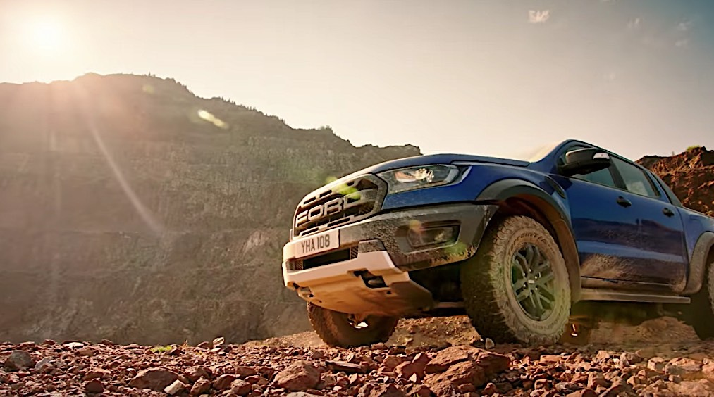 e325acfb1c Ford Ranger Raptor Debuts in Europe at Gamescom