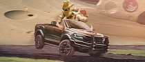 Ford Ranger Raptor Would Be an Incredible Mario Kart, So Would Others