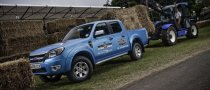 Ford Ranger - Support Vehicle at Goodwood