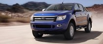Ford Ranger to Make UK Debut at CV Show