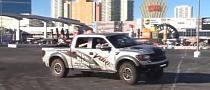 Ford Raptor Drifting Is Pure Awesomeness [Video]