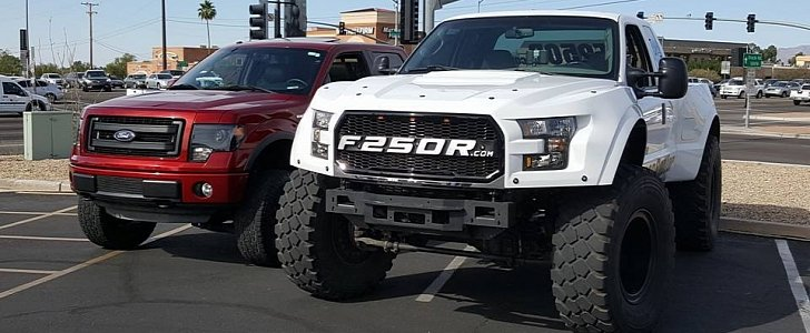 The Ford Super Duty Raptor Conversion We All Want Might Actually Become a Thing - autoevolution