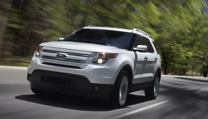 ford recalling 2011 2012 explorer to replace faulty. Black Bedroom Furniture Sets. Home Design Ideas