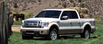 Ford Recalls 2009 F-150 Trucks