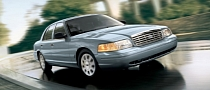 Ford Recalls 370,000 Crown Victoria, Town Car & Grand Marquis Sedans