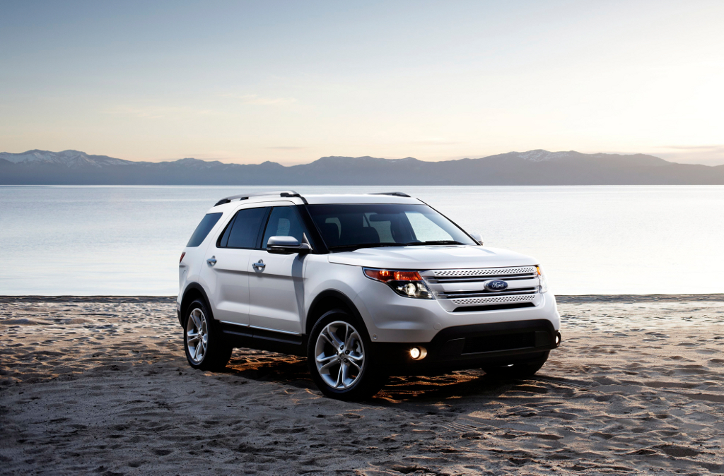 Ford Motor Company Recalls For 2004 Explorers