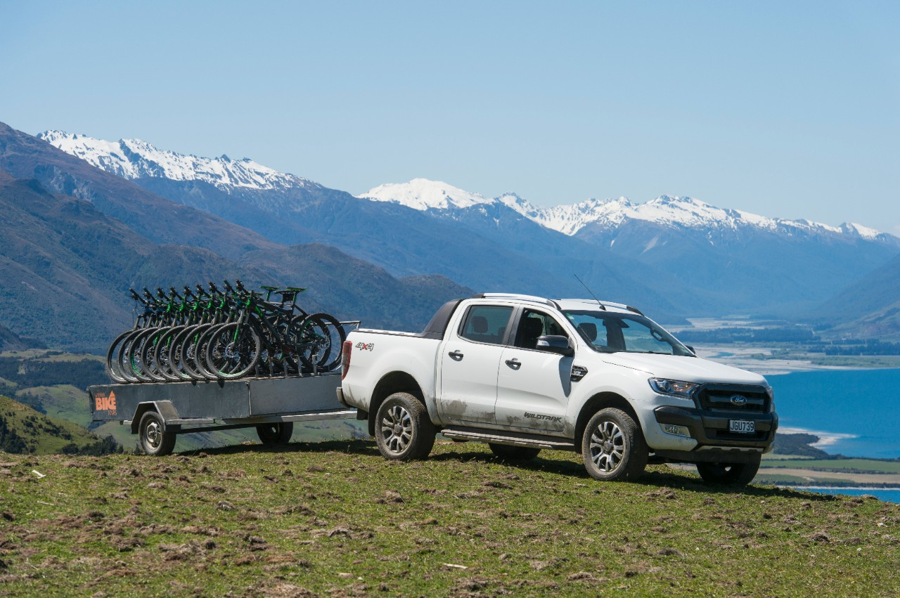 Frontier Auto Sales >> Ford Reiterates 2019 Ranger Is Coming, To Be Sold In China From 2018 - autoevolution