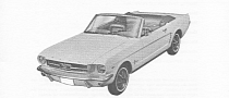 Ford Releases 1965 Mustang Digital Press Kit [Photo Gallery]
