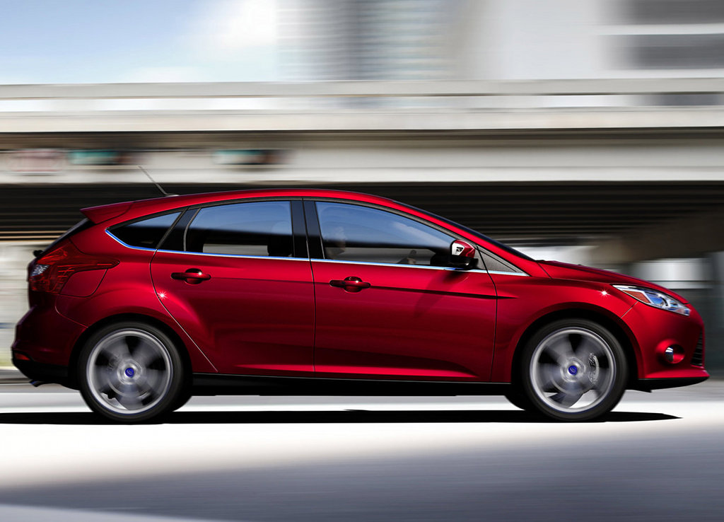 ford releases 2012 focus pricing autoevolution. Black Bedroom Furniture Sets. Home Design Ideas
