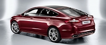 Ford Releases First Official Photos of All-New 2013 Mondeo [Photo Gallery]