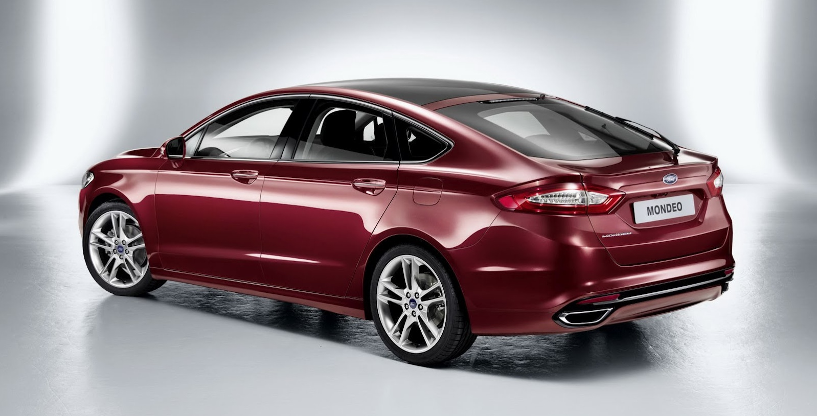 Ford Releases First Official Photos Of All New 2013 Mondeo
