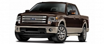 Ford Reveals F-150 King Ranch Special Edition [Photo Gallery]
