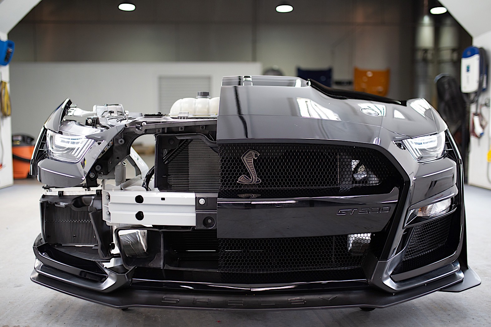 Mustang Shelby GT500 Officially Tops Out At 180 MPH