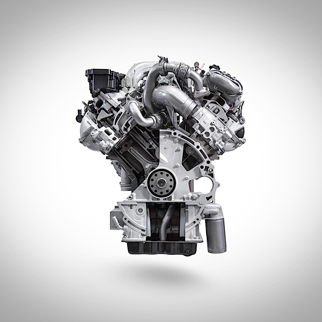 Ford's 2020 Trucks to Receive Monster V8 Engine
