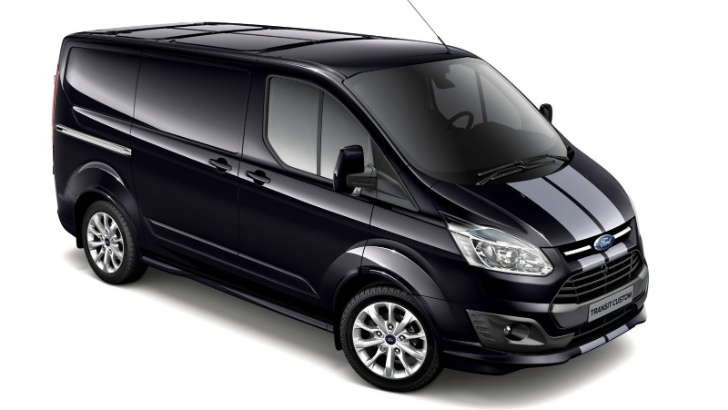 ford reveals transit custon sport van autoevolution. Black Bedroom Furniture Sets. Home Design Ideas