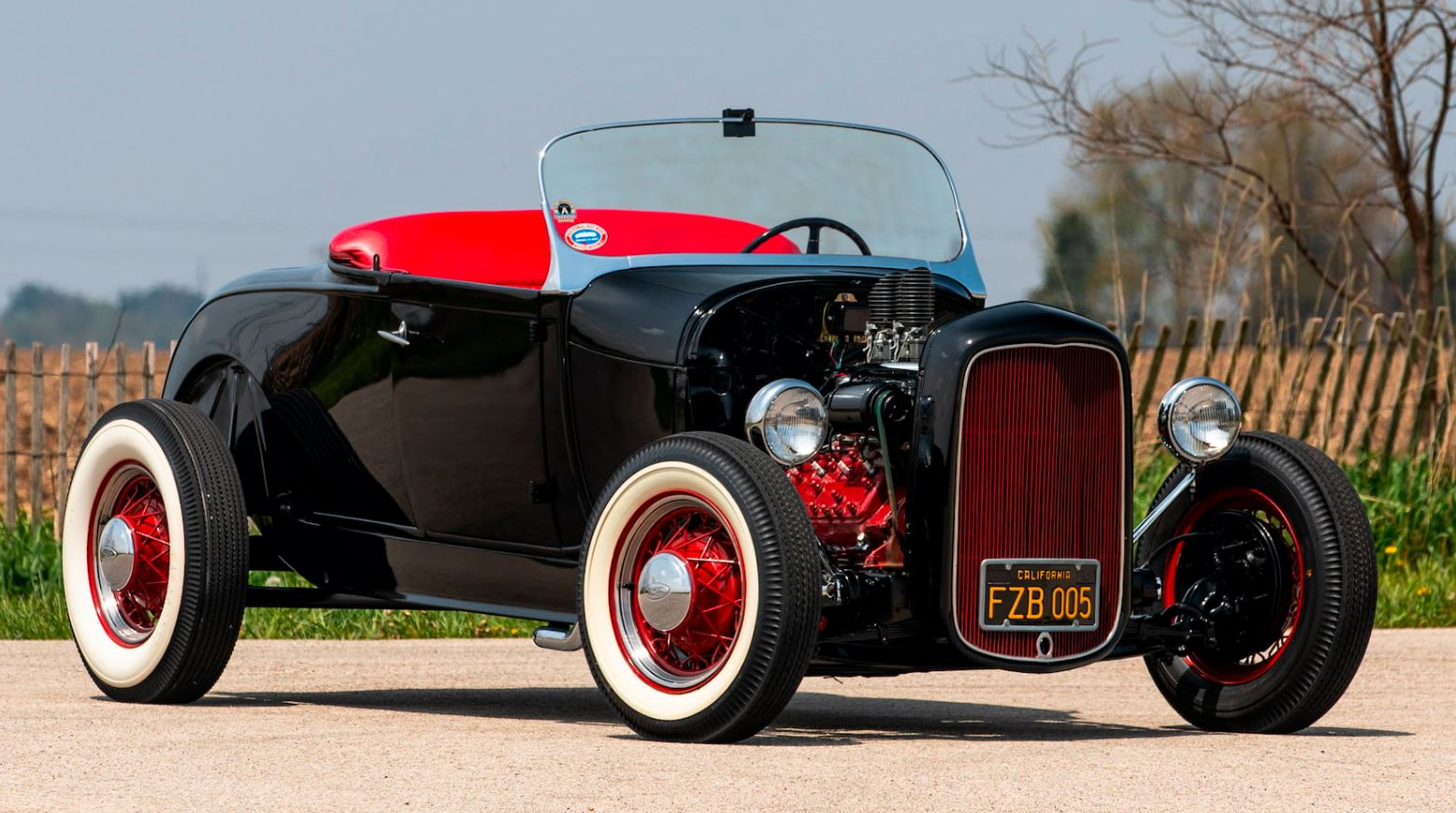 Ford Roadster Hot Rod That Elvis Presley Couldn't Have Is ...