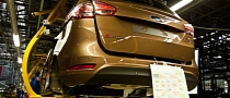 Ford Romania Begins B-MAX Production [Photo Gallery] [Video]