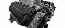 Ford's Coyote V8 Gets Jim Inglese Independent Runner Induction System