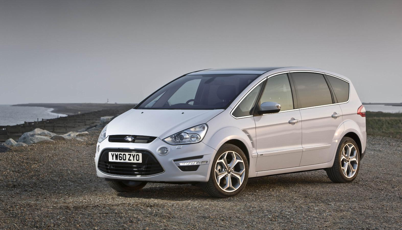ford s max receives fifth businesscar award autoevolution. Black Bedroom Furniture Sets. Home Design Ideas