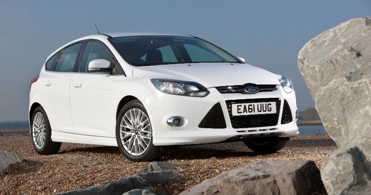 Ford Sales in UK Down for November