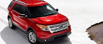 Ford Sales Steady in May