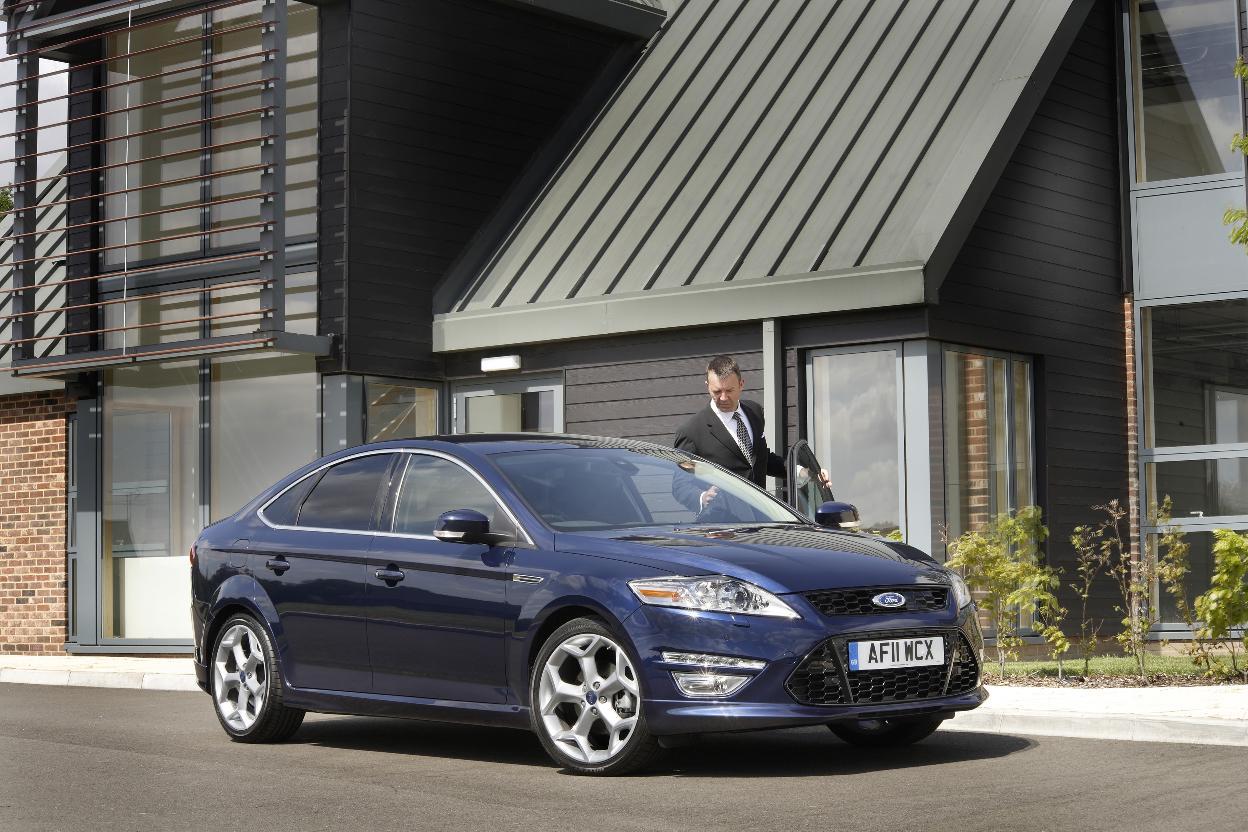 Ford Mondeo Titanium & Ford Scores Two 2011 Diesel Car Awards - autoevolution markmcfarlin.com