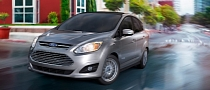 Ford Secures Order for 2,000 C-MAX Plug-In Hybrids from GE