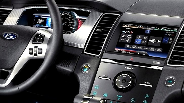 Ford Sells 5-Millionth SYNC-Equipped Car