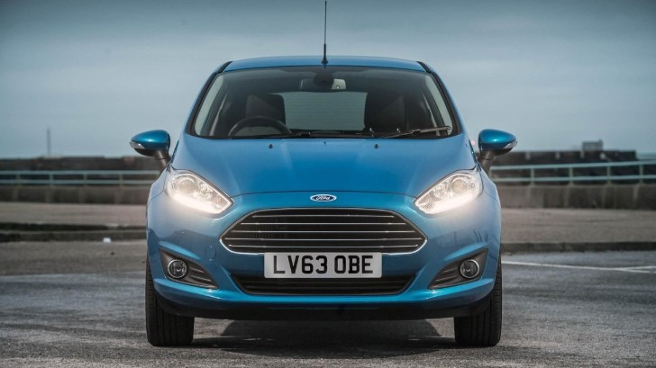 Ford September Sales Up in Britain on Fiesta, Focus