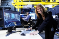 Elizabeth Baron, Ford specialist in virtual reality technology