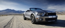 Ford Shelby GT500, Most Desired Car on Americans' Driveways