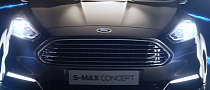 Ford Showcases S-Max and Mondeo Vignale Concepts [Video]
