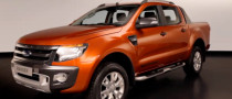 Ford Shows Awesome Ranger Wildtrak [Video]