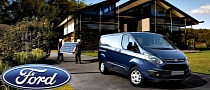 Ford Shows Off All-New Transit Ahead of November Debut [Photo Gallery]