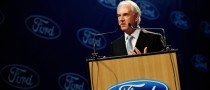 Ford Shuffles Upper Management Ranks