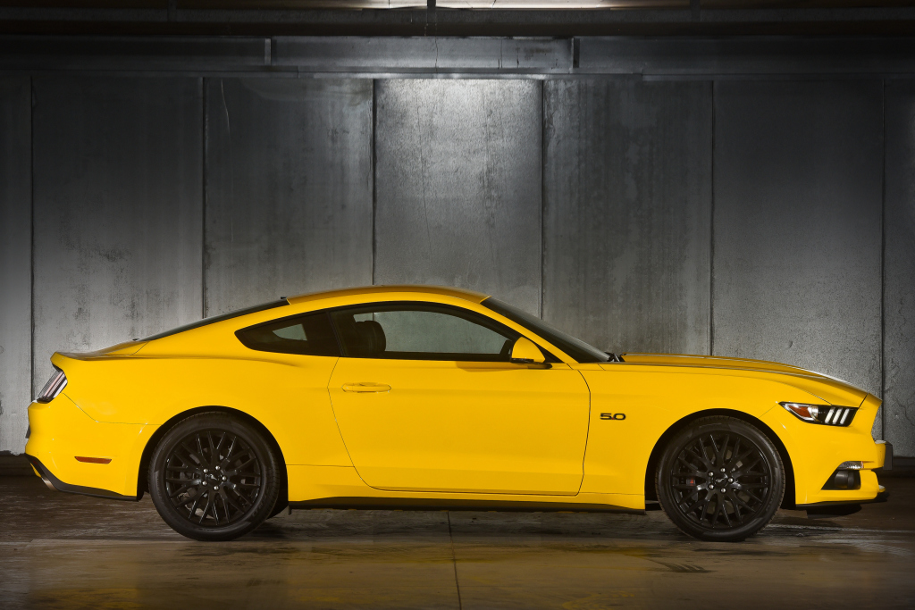 Ford Stops Mustang Production While Chevrolet Camaro Sales