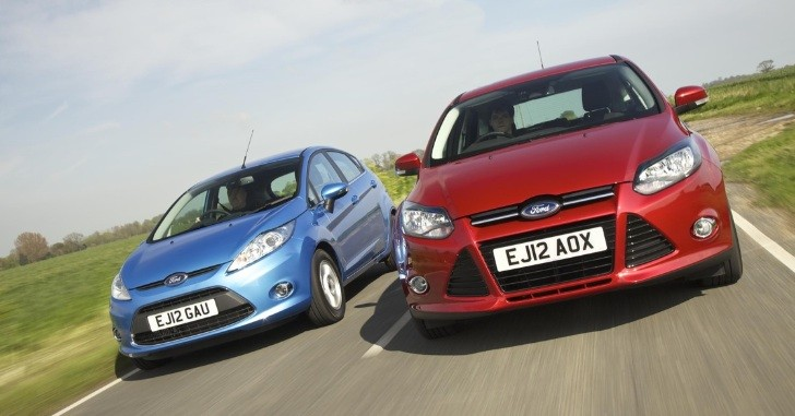 Ford Surpasses UK Market