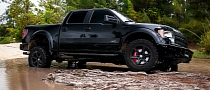 Ford SVT Raptor Gets HRE Prototype Wheels [Photo Gallery]