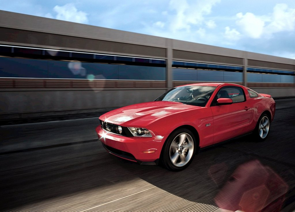 Ford Sweepstakes Giving Away Mustang GT - autoevolution