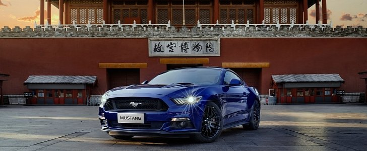 Ford Taught Chinese To Its Sync 3 System, Even The Mustang Understands It