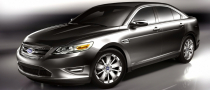 Ford Taurus, Official 2010 CES Car