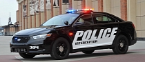 Ford Taurus Police Interceptor Gets 305 HP 3.7-Liter V6