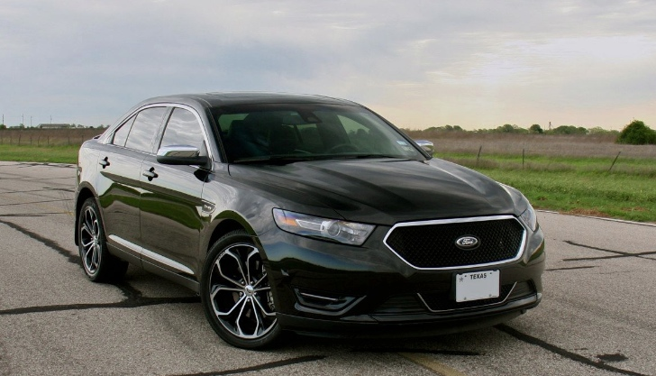 Ford Taurus SHO Gets Power Boost from Hennessey [Photo Gallery]