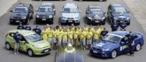 Ford Teams Go for Global Green Challenge
